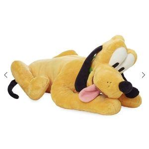 Disney store Pluto stuffed plush
